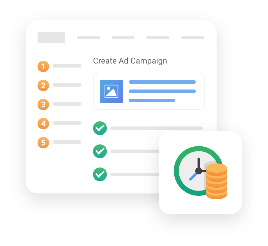 Easy Campaign Creation and Management
